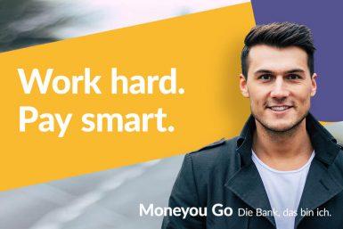 Moneyou Go: Kostenlose Mastercard plus App