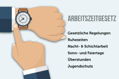 Arbeitszeitgesetz: Das sollten Sie darüber wissen