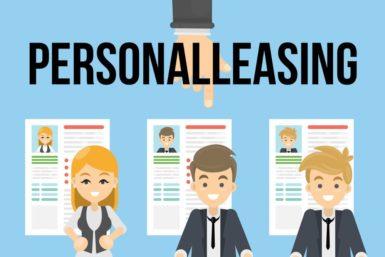 Personalleasing: Personal binnen kürzester Zeit