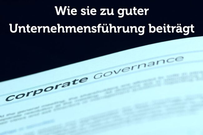 Corporate Governance Based On Business Reporting 15