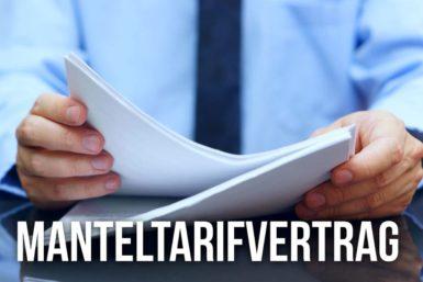 Manteltarifvertrag: Diese 5 Punkte bitte beachten