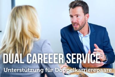 Dual Career Service: Karriereservice für den Partner
